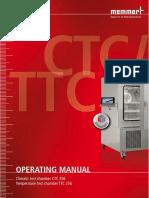 Operating Manual Ctc