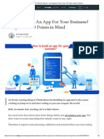 How to Build an App for Your Business_Keep These 10 Points in Mind _ Medium