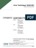 Avis Technique SOMTUBE FTB.pdf
