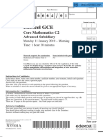 Question Paper for C2 Edexcel for January 2010.pdf