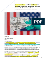 spectrummagazine.org-Adventist Organizations Receive Millions in Federal Paycheck Protection Loans Despite Religious Liber
