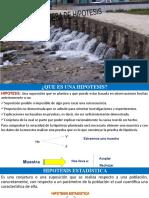 PRUEBA DE HIPOTESIS PASOS 2020 I