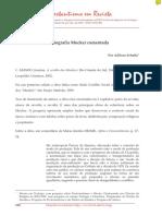 SCHULTZ Adílson [2003] Bibliografia Mucker comentada [1003] BR 010