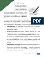 Writing _ Explicación