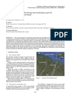 Jeanjean et al. (2015) Lessons learned from pile driving and monitoring in gravels on the Northstar Artificial Island
