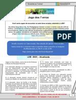 Ebook 7 erros LDB