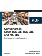 Ciscopress - Containers in Cisco IOS-XE, IOS-XR and NX-OS, by Yogesh Ramdoss & Nagendra Kumar Nainar.pdf