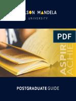 Postgrad Guide 2020