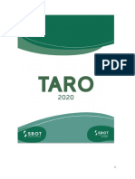 TARO SBOT OFICIAL 2020