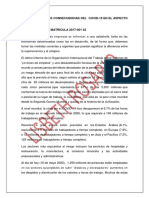 IMPACTO DEL COVID-19, EN EL AMBITO LABORAL.- ENSAYO, LISBETH ROSARIO