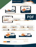 Mockups e designs Mercadapp