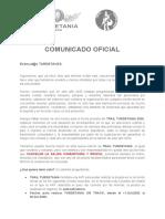 ToT - Comunicado Oficial (4)