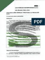 Aproximaciones teoricas y practicas a la psicologia.