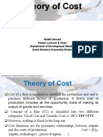 Slide_09th_Theory of Cost
