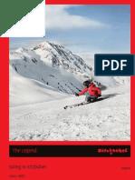 Skiing in Kitzbühel - ski folder