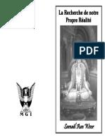 114 La Recherche de notre Propre Réalité.pdf