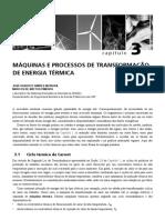 MÁQUINAS E PROCESSOS DE TRANSFORMAÇÃO DE ENERGIA TÉRMICA