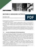 MOTORES E GERADORES ELÉTRICOS