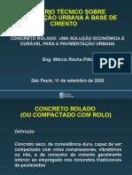Seminário FEHAB - São Paulo - Set 02