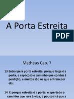 A Porta Estreita.pptx