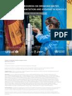 WASH in Schools Focus on COVID19 Publication English 2020