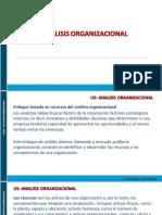 P5- Estrategia Empresarial - Analisis organizacional