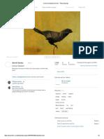 Common blackbird _ Flickr - Photo Sharing!