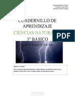 CUADERNILLO DE CIENCIAS NATURALES 3°