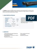 TIGRE- Ficha técnica NTP ISO 1452 UNIÓN FLEXIBLE AGUA A PRESIÓN (1)_2.pdf