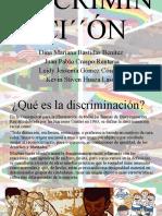 Discriminación etica