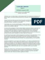 Manuel Belgrano - Correo de Comercio N1 - 03-03-1810