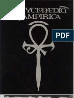 Vampire - The Masquerade - Encyclopaedia Vampirica