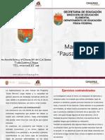 MANUAL DE PAUSAS ACTIVAS