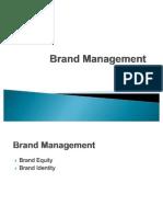 Brand Management 210810