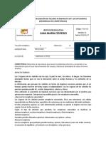 TALLER 1 ÓRGANOS DE LOS SENTIDOS (1)