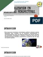 CLASE 2 La globalización en distintas perspectivas