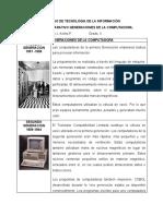TRABAJO DE TECNOLOGIA DE LA INFORMACIÓN