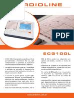 CARDIOLINE - CATALOGO DO ECG 100L