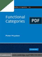Muysken, P. (2008). Functional categories.pdf