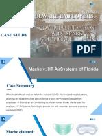 Case Study Employers Beware COVID-19.ppt