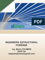 Ingeniería Estructural Forense - ALACERO 2020