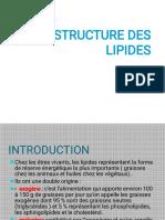 STRUCTURE DES LIPIDES.cours 2éme année pharma (1)
