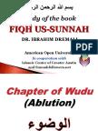 Al-Wudu