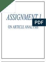 assignment om 1