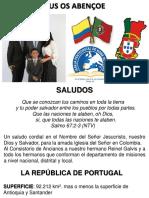 Informe Misionero Portugal Mayo Sep 2019