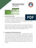 GUIA SEGUNDO SEMESTRE 2020