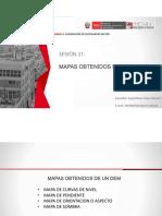 SESION 21 SIG I MAPAS OBTENIDOS DE UN DEM.pdf
