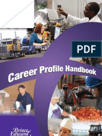 Career Profile Handbook