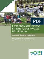 Experiencias Educativas en Territorios Rurales Del Uruguay Las Voces de Sus Protagonistas