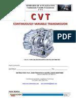 Manual CVT
